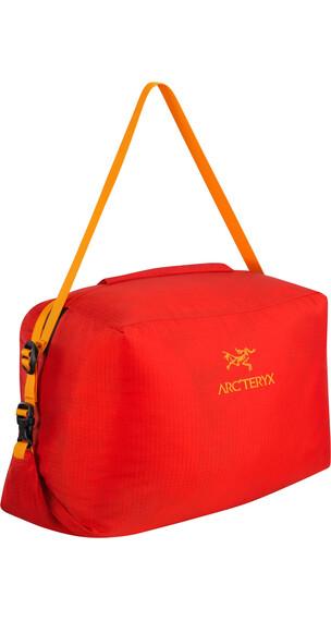 Arc'teryx Haku - Mochilas de escalada / Bolsa para cuerda - rojo